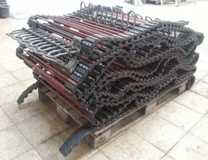 Custom Fabricated Conveyor Belts