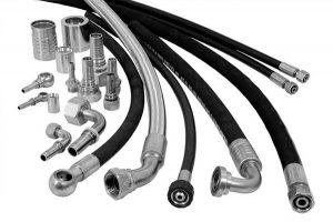 Zakázková výroba hydraulických hadic